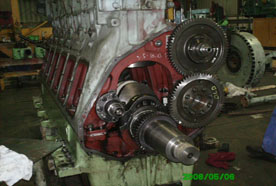 Mechanical Workshop Service
